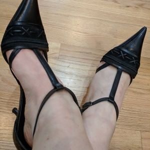 Nice! Barbara Bui black heels/shoe!!! Size 8